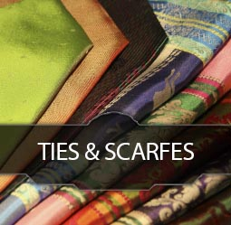 ties and scarfes