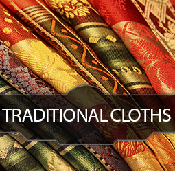 traditional cloths